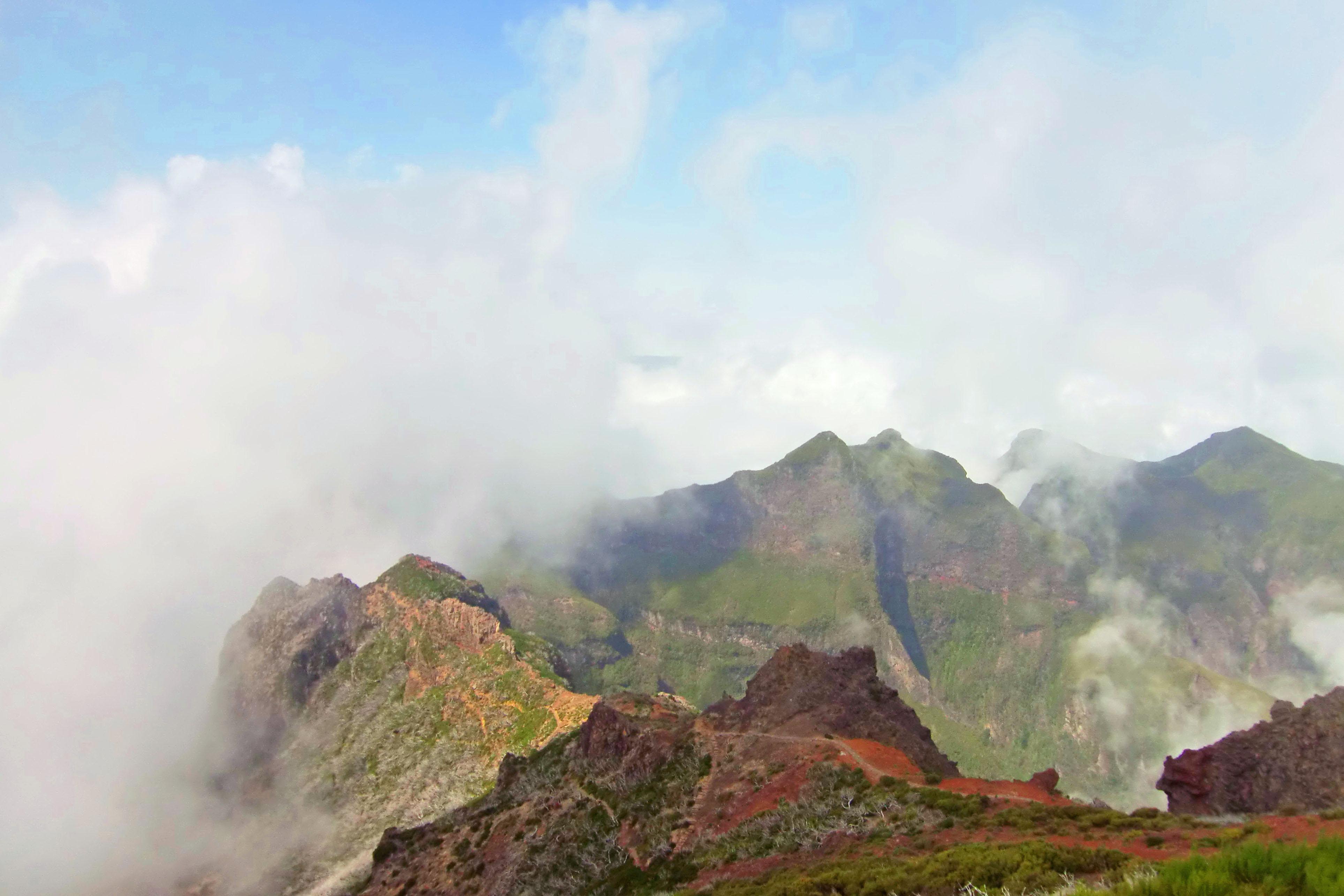 Mountains Madeira