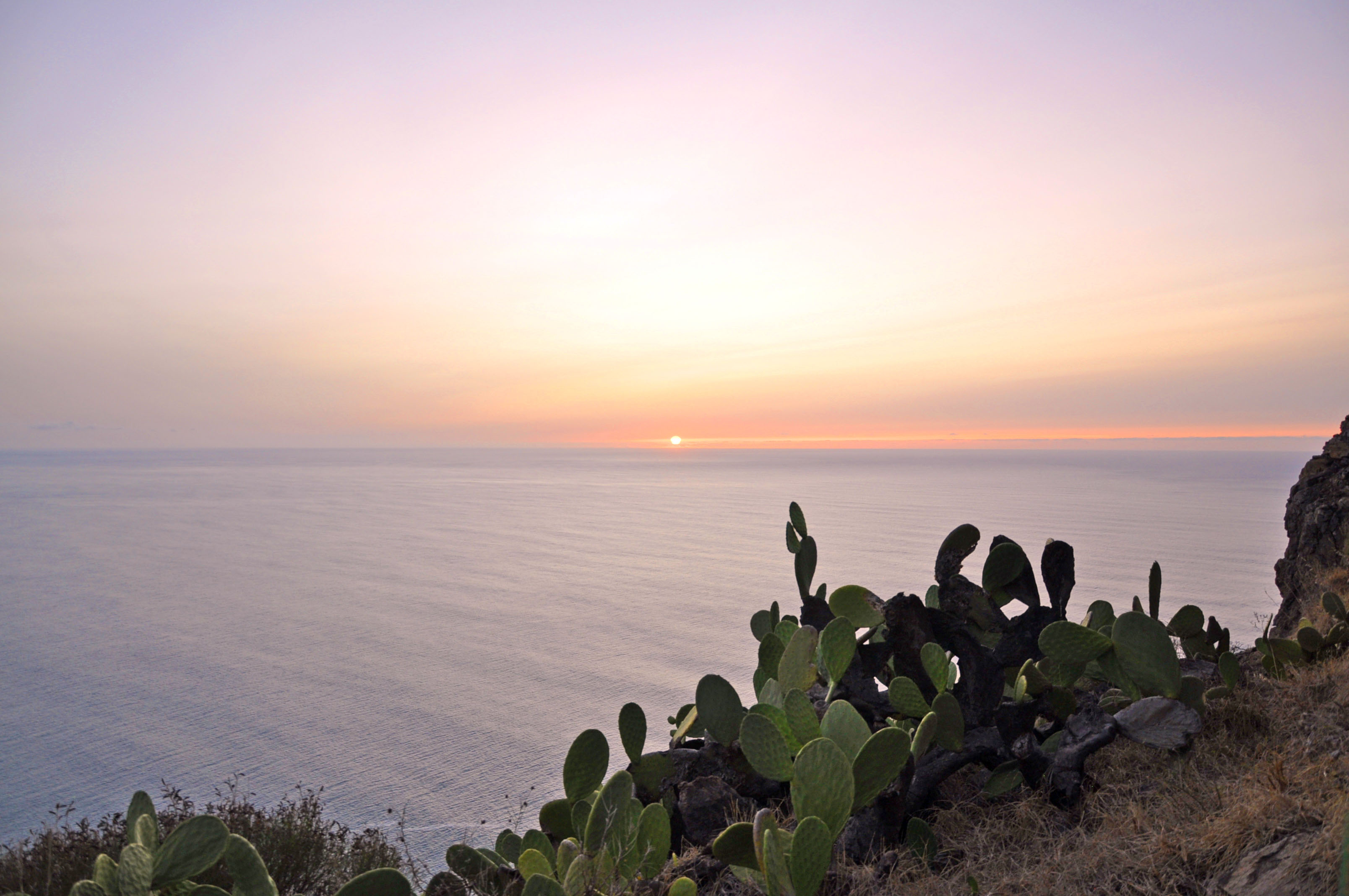 Sunset Ponta Pargo Madeira